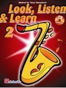 Look, Listen & Learn Tenor Sax 2 (book/CD)