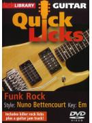 Lick Library: Funk Rock (DVD)
