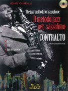The Jazz Method for Eb Alto Saxophone (book/CD)