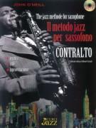 Il metodo jazz per sassofono contralto (book/CD)