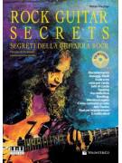 Peter Fischer Segreti della chitarra rock (libro/CD)