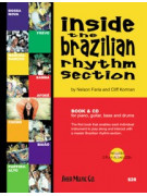 Inside the Brazilian Rhythm Section (book/2 CDs play-along)