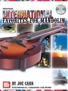 International Favorites For Mandolin (book/CD)