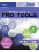 Editing Audio in Pro Tools Skill Pack (Book/CD-ROM)