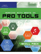 Working with Beats in Pro Tools - Skill Pack (Book/CD-Rom)