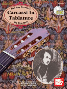 Carcassi in Tablature (book/CD)