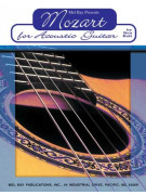 Mozart for Acoustic Guitar (book/CD)