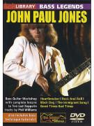 Lick Library: Learn to play  John Paul Jones (DVD)