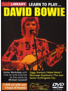 Lick Library: Learn To Play David Bowie (2 DVD)