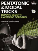 Pentatonic & Modal Tricks (libro/CD)