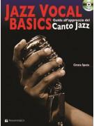 Jazz Vocal Basics - Guida all'approccio del Canto Jazz (libro/CD)