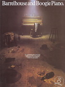 Barrelhouse and Boogie Piano (book/CD)