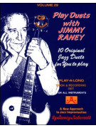 Volume 29 - Play Duets with Jimmy Raney (book/CD ply along)