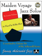 Maiden Voyage Solos For Trumpet (book/CD play along)