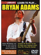 Lick Library: Learn to Play Bryan Adams (DVD)