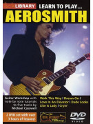 Lick Library: Learn to Play Aerosmith (2 DVD)