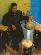 Rhythm's Talk Afro-Cuban (book/2 CD)