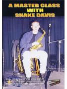 A Master Class With Snake Davis (DVD)