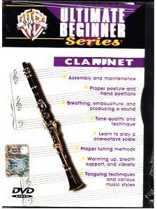 Ultimate Beginner Series - Clarinet (DVD)