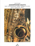 Saxophone Duets (book/CD)