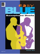 Easy Blue Saxophone - Duets