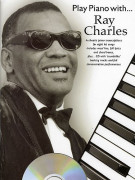 Play Piano with... Ray Charles (book/CD play-along)
