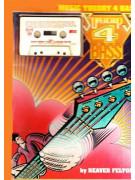 Superchops 4 bass: music theory (book & cassette)