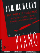 The Art of Comping Piano (book/CD)