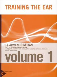 Training the Ear Volume 1 (book/2 CD)