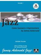 Jazz - Come Suonare e Improvvisare (libro/CD play-along)