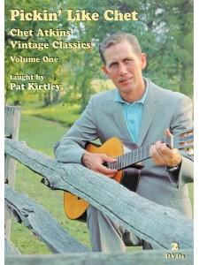Pickin' Like Chet: Chet Atkins Vintage Classics, Vol. 1, (2 DVD)