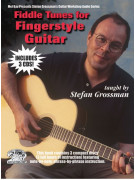 Fiddle Tunes for Fingerstyle Guitar (book/3CD)