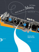 Playing Through the Blues: Clarinet (book/CD play-along)