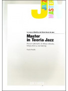Master in teoria jazz (libro/CD)