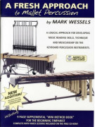 A Fresh Approach to Mallet Percussion (book/CD/CD Rom )