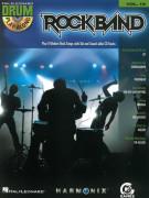Drum Play Along Volume 19: Rock Band (book/CD)