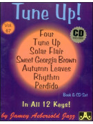 Aebersold Volume 67: Tune Ups (book/CD)