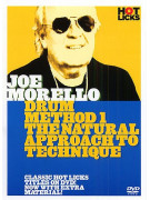 Hot Licks: Joe Morello - Drum Method 1 The Natural Approach To Technique DVD)