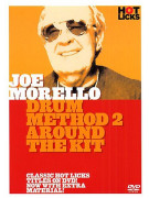 Hot Licks: Joe Morello - Drum Method 2 Around The Kit (DVD)