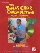 The Tomas Cruz Conga Method Volume 1 (book/DVD)