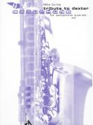 Tribute to Dexter for Saxophone Quartet