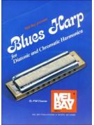 Blues Harp for Diatonic & Chromatic Harmonica