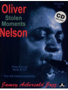 Oliver Nelson Stolen Moments (book/CD play-along)
