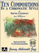 Ten Compositions In A Chromatic Style (book/CD)
