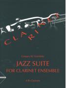 Jazz Suite  (clarinet quartet)