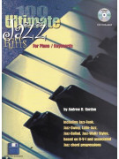 100 Ultimate Jazz Riffs for Piano/Keyboards (book/CD)