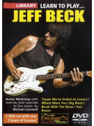 Lick Library: Learn to Play Jeff Beck (2 DVD)