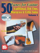 50 Tunes for Guitar (book/3 CDs)