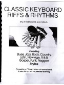 Classic Keyboard Riffs & Rhythms (book/CD)