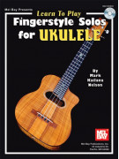 Learn to Play Fingerstyle Solos For Ukulele (book/CD)